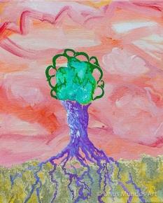 Earth Tree 2015_
