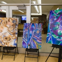 Unus Mundus Art by St. Louis artist Jasmine Raskas