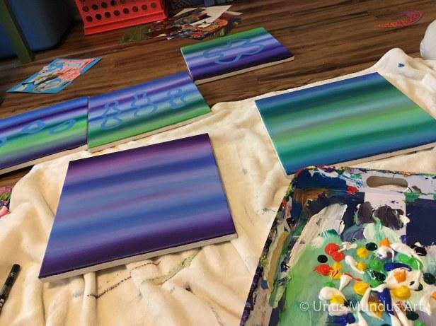 fine art painting abstract original art
